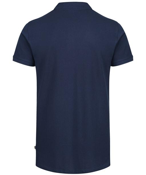 Men's Fjallraven Ovik Polo Shirt - Navy