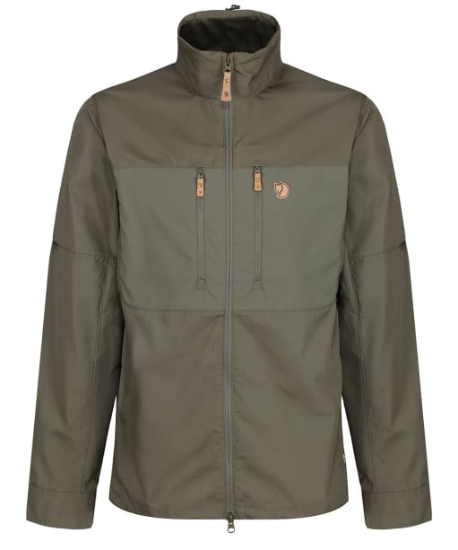 Men's Fjallraven Abisko Shade Jacket - Laurel Green