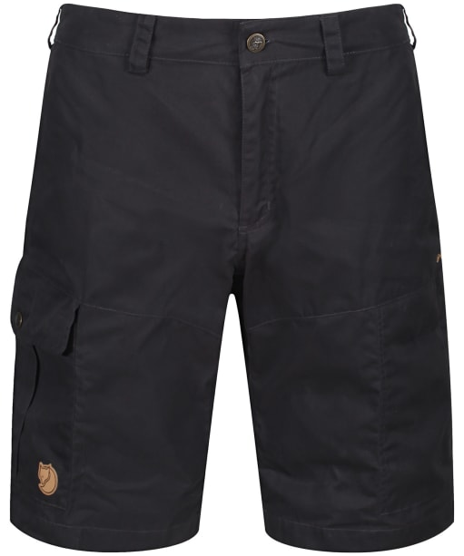 Men's Fjallraven Karl Pro Shorts - Dark Grey