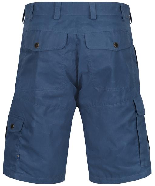 Men's Fjallraven Karl Pro Shorts - Uncle Blue