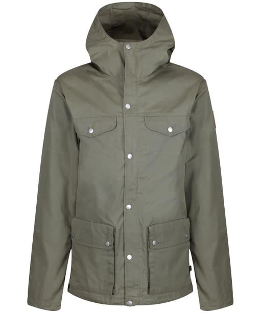 Men's Fjallraven Greenland Jacket - Green