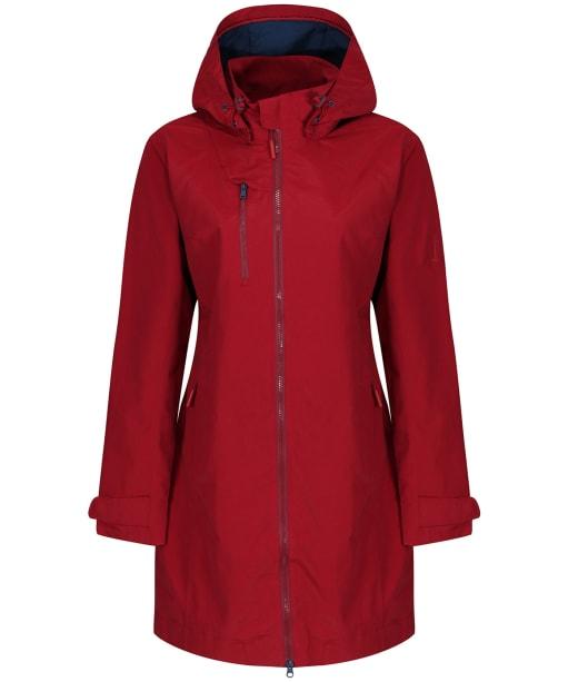 Women's Seasalt Coverack Waterproof Jacket - Mainsail