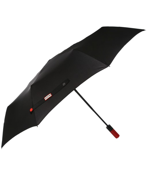 Hunter Original Auto Compact Umbrella - Black