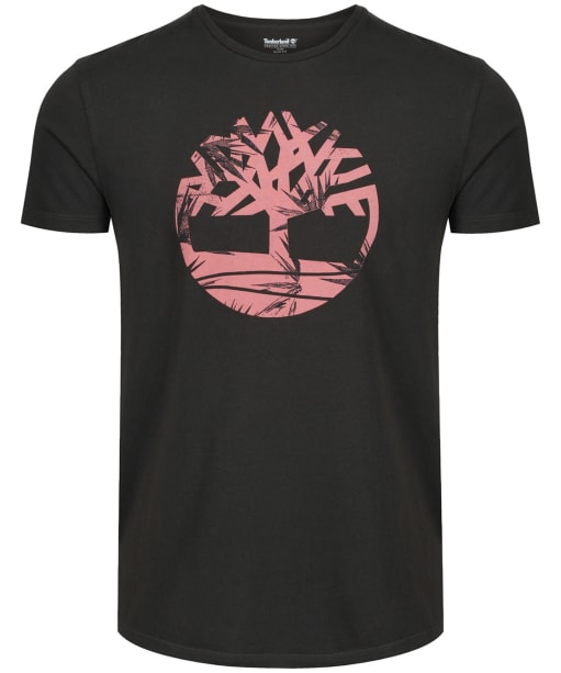 Men's Timberland Kennebec River Seasonal Pattern Tee - Peat Tree