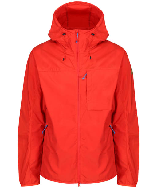 Men's Fjallraven High Coast Wind Jacket - Flame Orange
