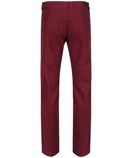 Men's Schoffel Canterbury 5 Pocket Jeans - Fig