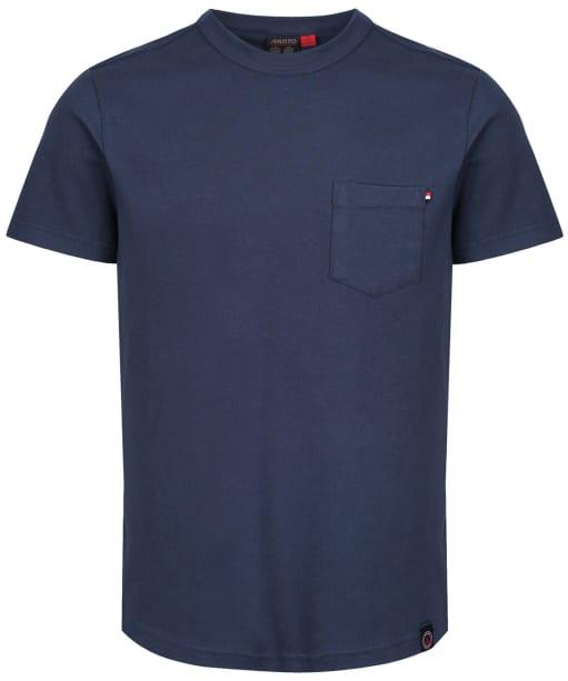 Men's Musto Firth Short Sleeve T-shirt - True Navy