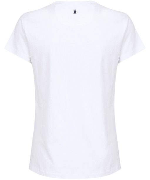 Women's Musto Favourite T-Shirt - White