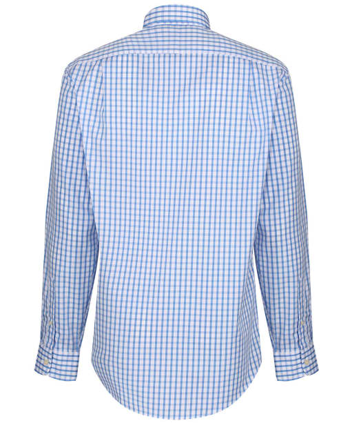 Men's Schöffel Harlyn Shirt - Navy / White Micro