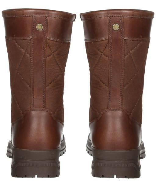 Women's Le Chameau Jameson Mid Leather Boots - Camel
