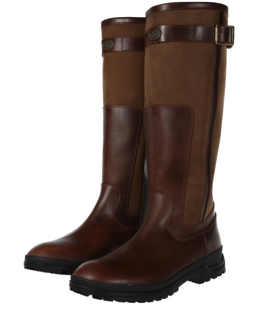 Le Chameau Jameson Standard Fit Boots - Caramel