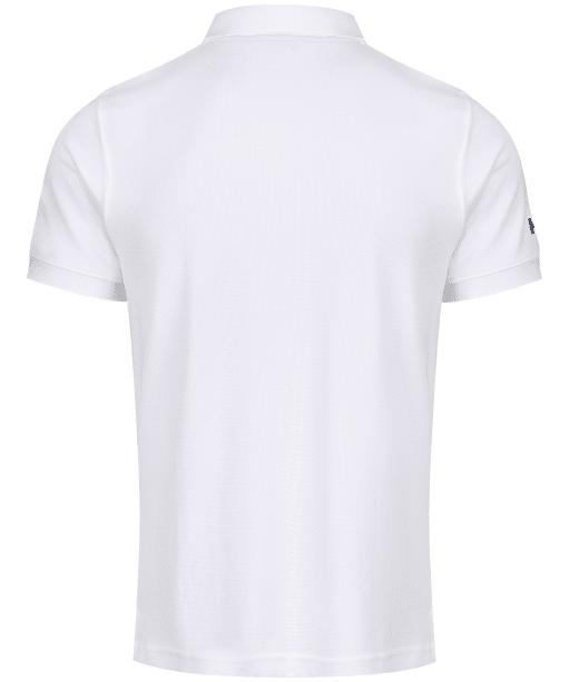 Men's Helly Hansen Crewline Polo Shirt - White
