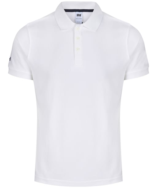 Men's Helly Hansen Crewline Polo Shirt - White