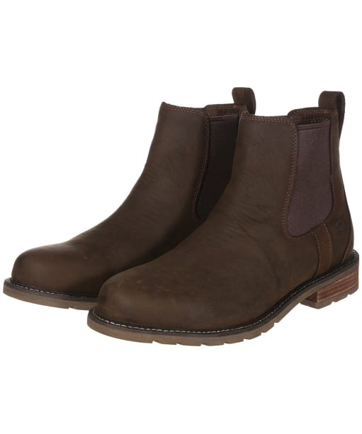 Men's Ariat Wexford H2o Waterproof Boots - Java