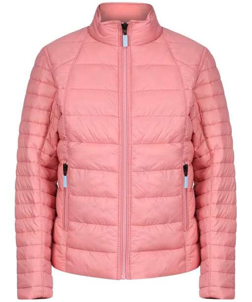 Girl's Barbour Daisyhill Quilted Jacket, 2-9yrs - Vintage Rose