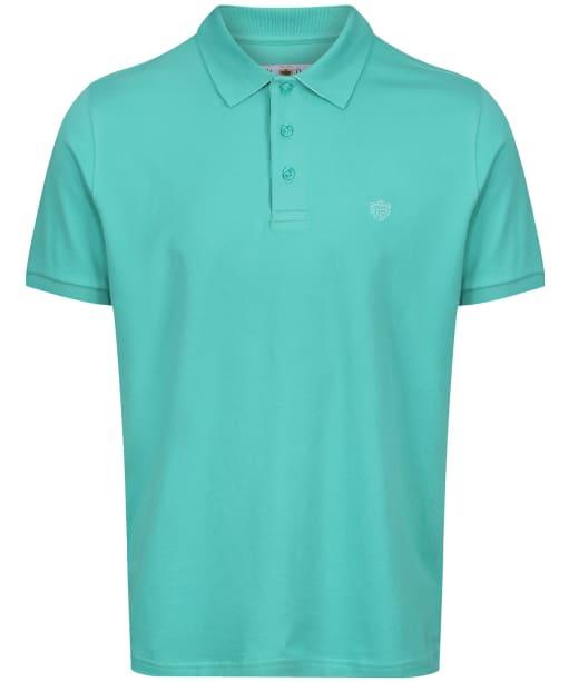 Men's Alan Paine Falmouth Pique Polo Shirt - Peppermint