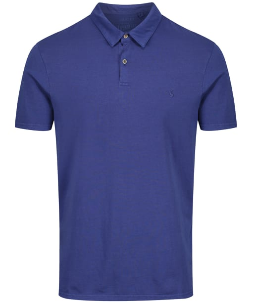 Men's Joules Laundered Polo Shirt - Dark Blue