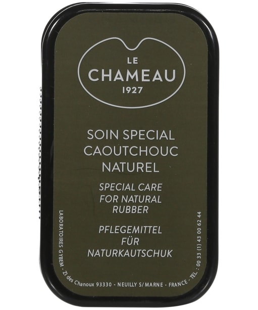 Le Chameau Care Sponge - Black