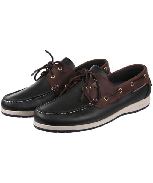 Men's Dubarry Sailmaker ExtraLight® Deck Shoes - Navy / Brown