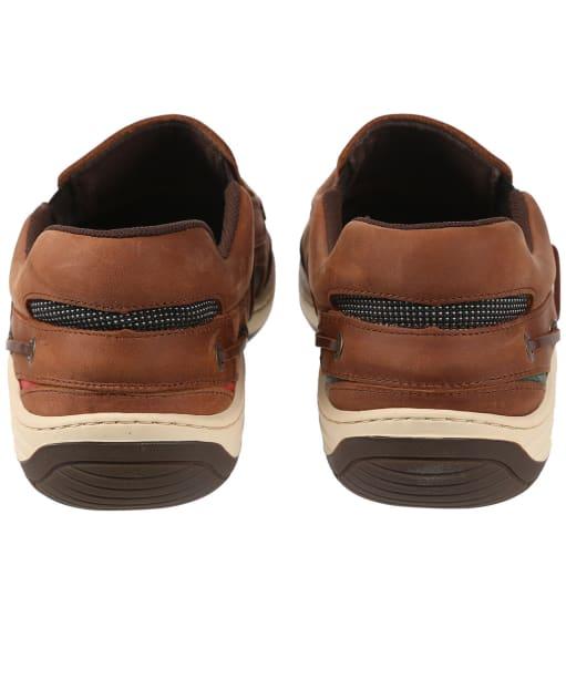 Men's Dubarry Yacht Loafers - Chestnut