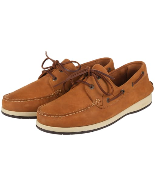 Men's Dubarry Pacific ExtraLight® Deck Shoes - Chestnut