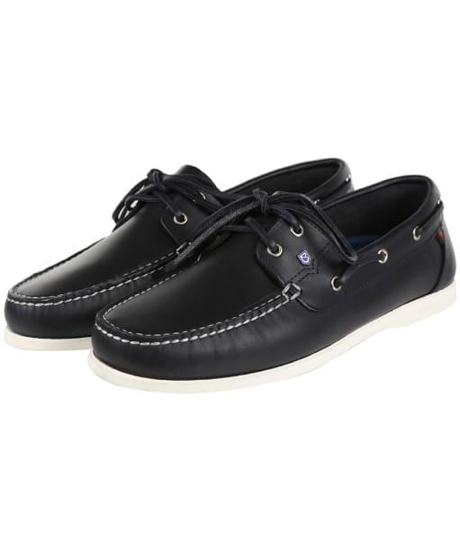 Men's Dubarry Port Deck Shoes - Navy