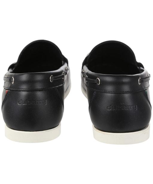 Men's Dubarry Spinnaker Slip-on Deck Shoes - Navy