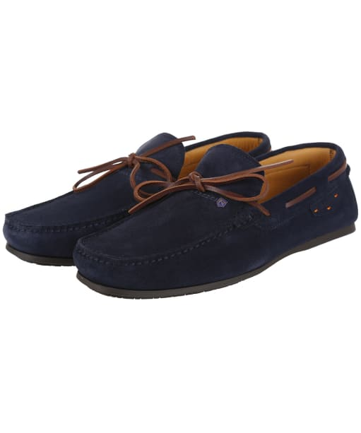 Men's Dubarry Nevis Loafers - French Navy