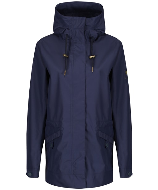 Women's Dubarry Shannon Waterproof Jacket - Navy