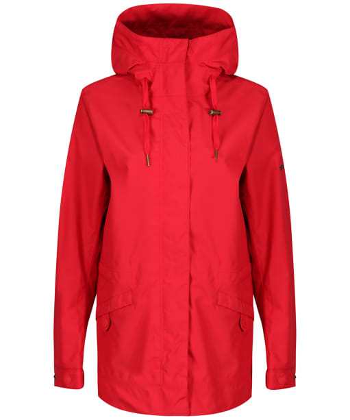 Women's Dubarry Shannon Waterproof Jacket - Poppy