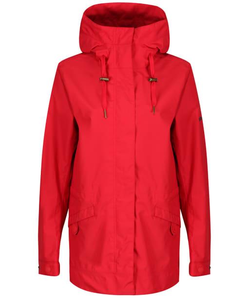 Women's Dubarry Shannon Waterproof Jacket - Poppy