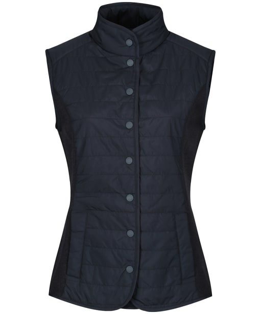 Women's Dubarry Bayview Quilted Gilet - Navy