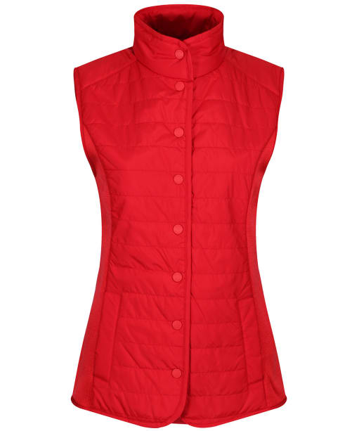 Women's Dubarry Bayview Quilted Gilet - Poppy