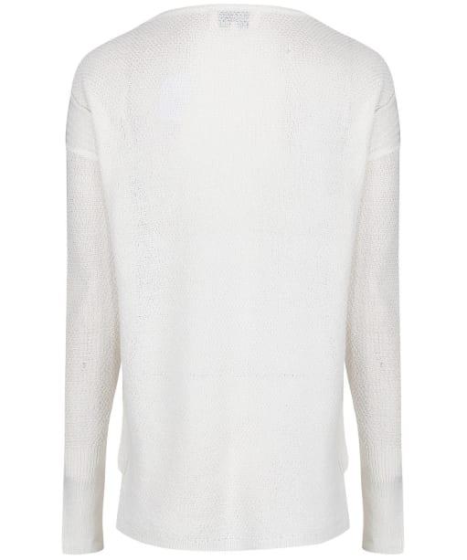 Women's Dubarry Woodford Sweater - White
