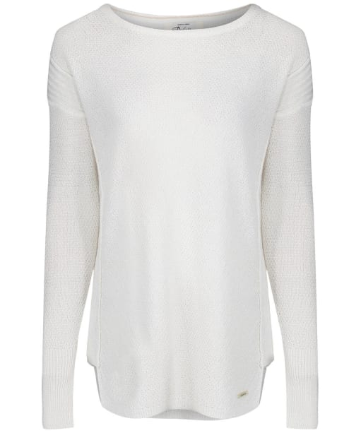 Women's Dubarry Woodford Sweater - White