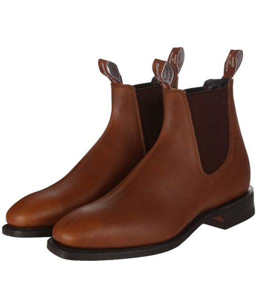 Men's R.M. Williams Comfort Craftsman Boots - Brown