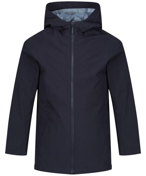 Boy's Barbour Irvine Waterproof Jacket, 10-15yrs - Navy