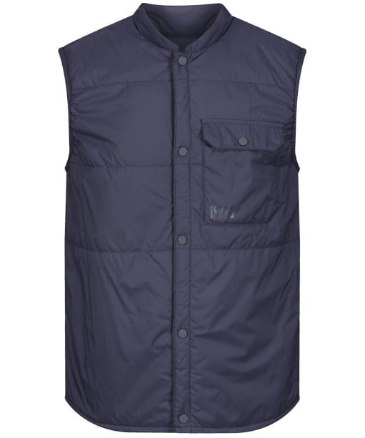 Men's Helly Hansen Shibuya Reversible Vest - Graphite Blue
