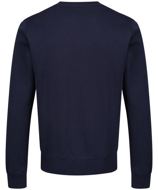 Men's GANT Crew Sweatshirt - Evening Blue