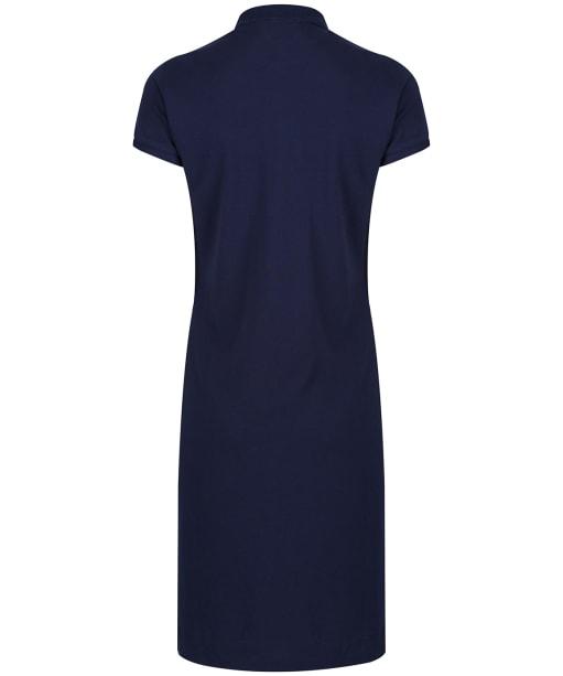 Women's GANT Original Pique Dress - Evening Blue