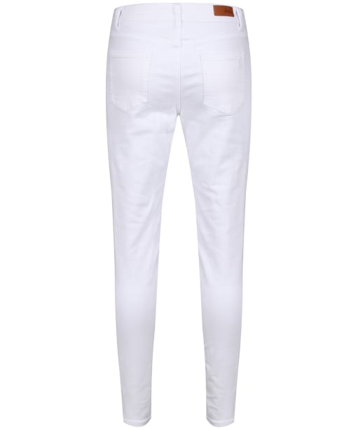 Women's Joules Monroe Jeans - Bright White