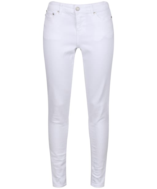 Women's Joules Monroe Jeans - Bright White