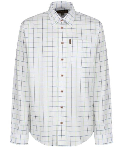 Men's Musto Classic Twill Shirt - WIMBORNE GREEN