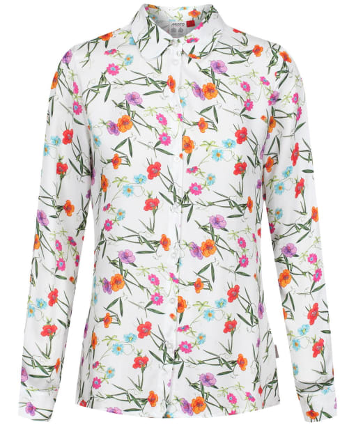 Women's Musto Wendy Floral Shirt - Botanical Brights