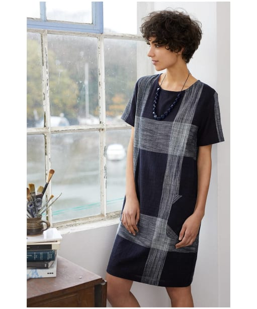 Women's Seasalt Cast Shadow Dress - Kergilliack Raven