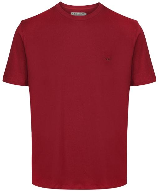 Men's R.M. Williams Parson T-shirt - Ruby