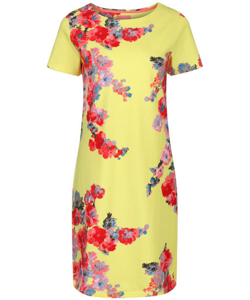 Women's Joules Riviera Print Dress - Lemon Floral