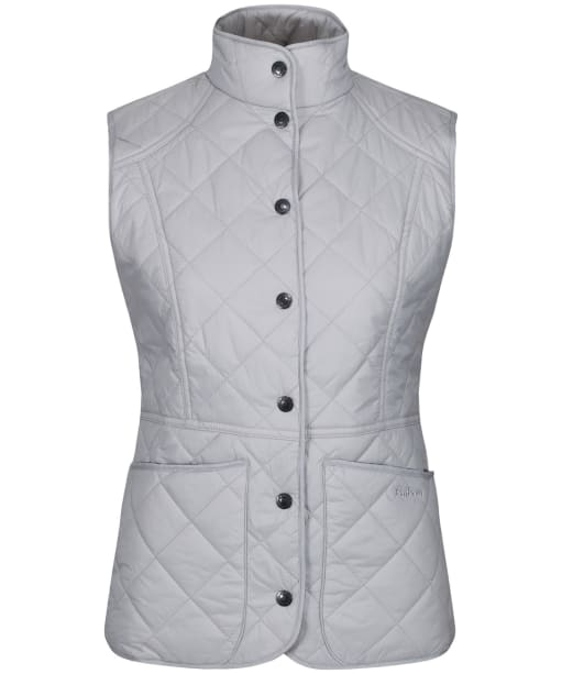 Women's Barbour x Sam Heughan Chester Gilet - Ice White
