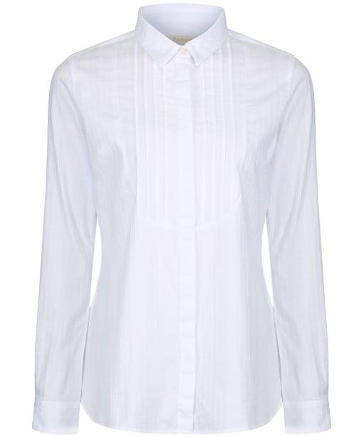 Women's Barbour Sam Heughan Livingstone Shirt - White