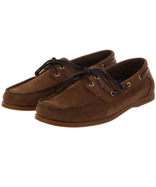 Men's Dubarry Port Deck Shoes - Cafe